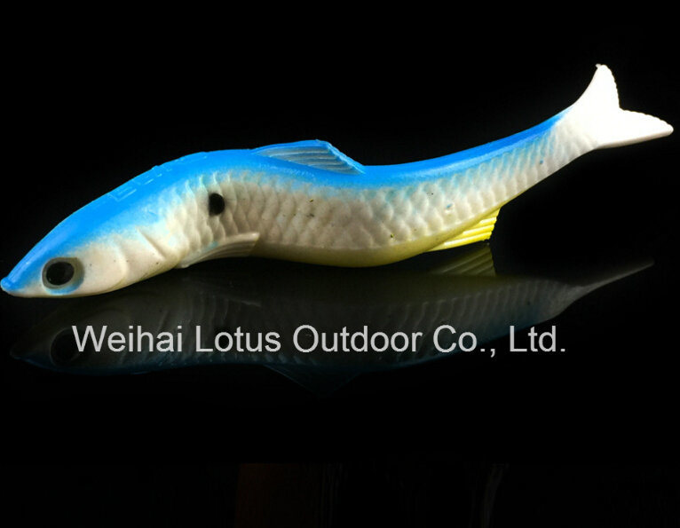 13cm 12.7g New Design Soft Lure Fishing Lure Fishing Tackle pictures & photos