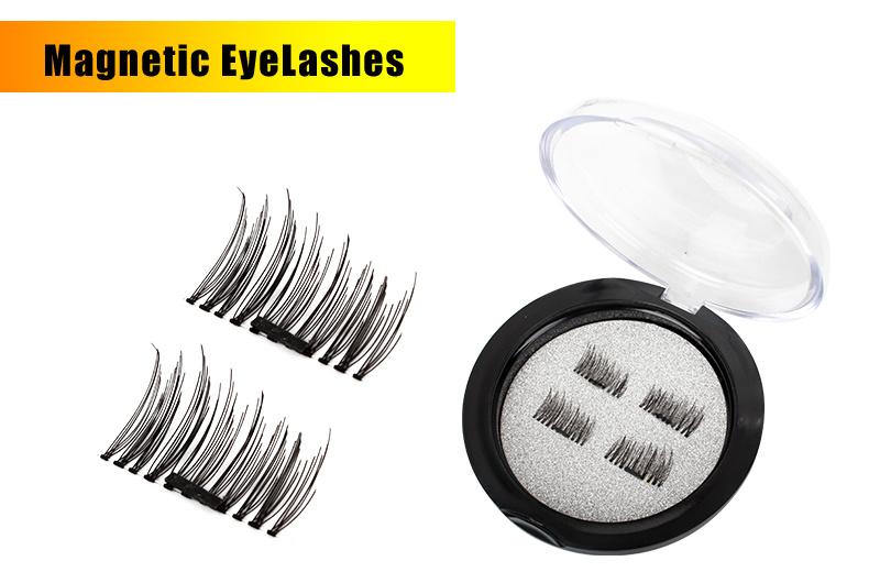 4a339a6f60c China Magnetic Eyelashes 3D Mink Reusable False Magnet Lashes Extension -  China Magnetic Eyelashes, Eyelashes