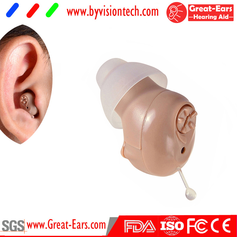 China Advanced Digital Hearing Aid Amplifiers With Volume Control