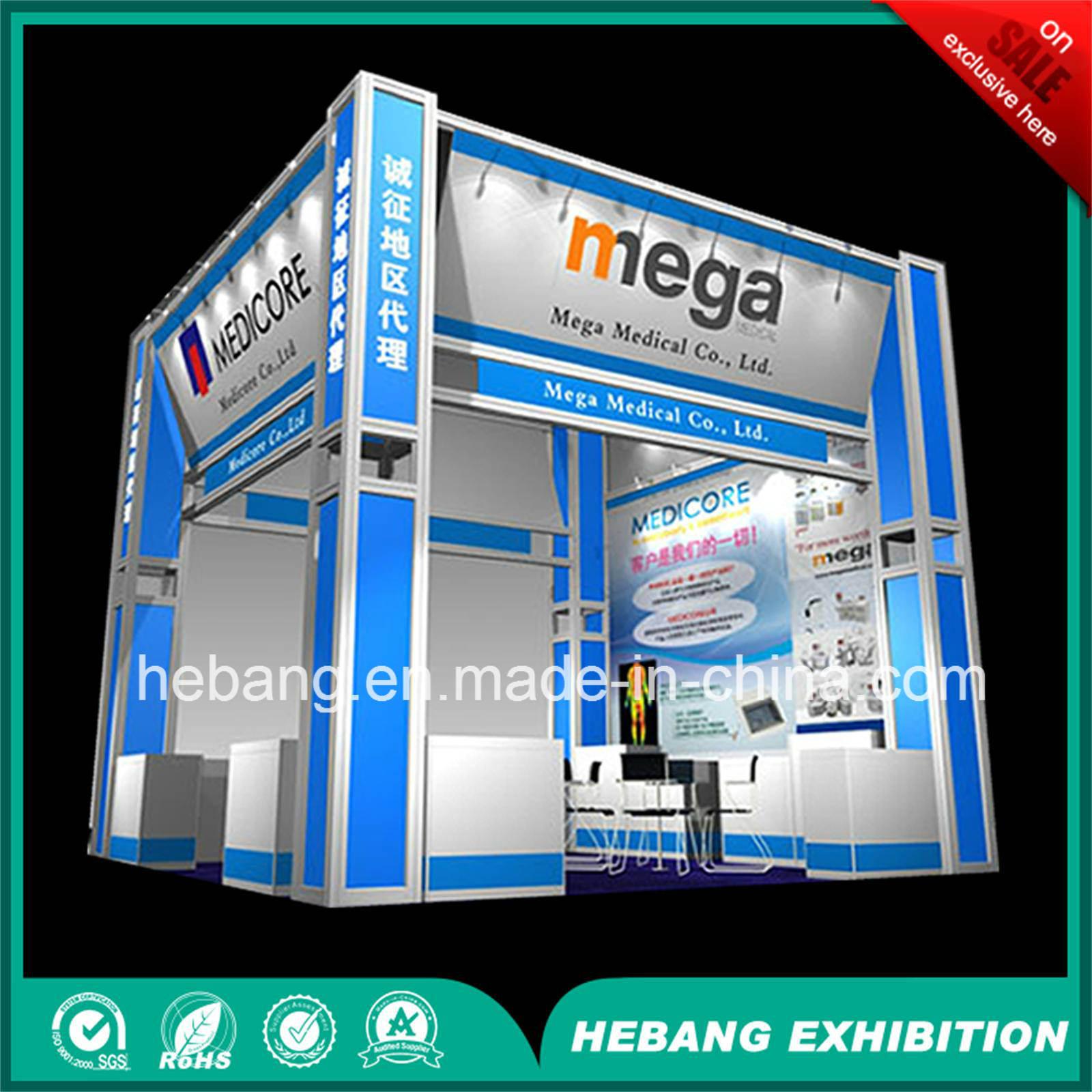 [Hot Item] Hb-Mx0076 Exhibition Booth Maxima Series