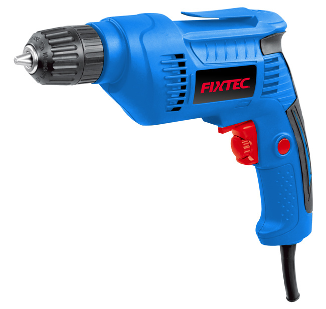 china fixtec 550w electric hand drill price china drill. Black Bedroom Furniture Sets. Home Design Ideas