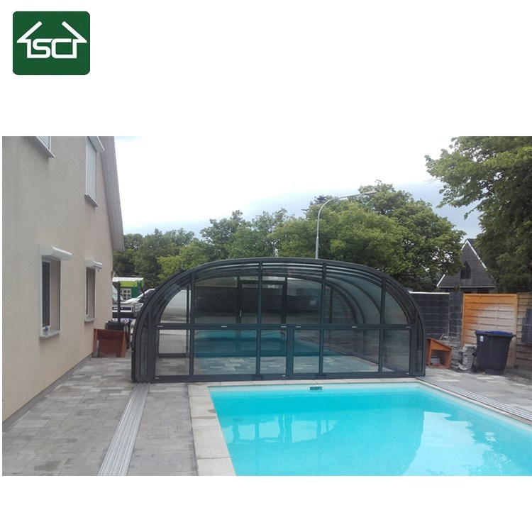 Swimming Pool Covers And Enclosures