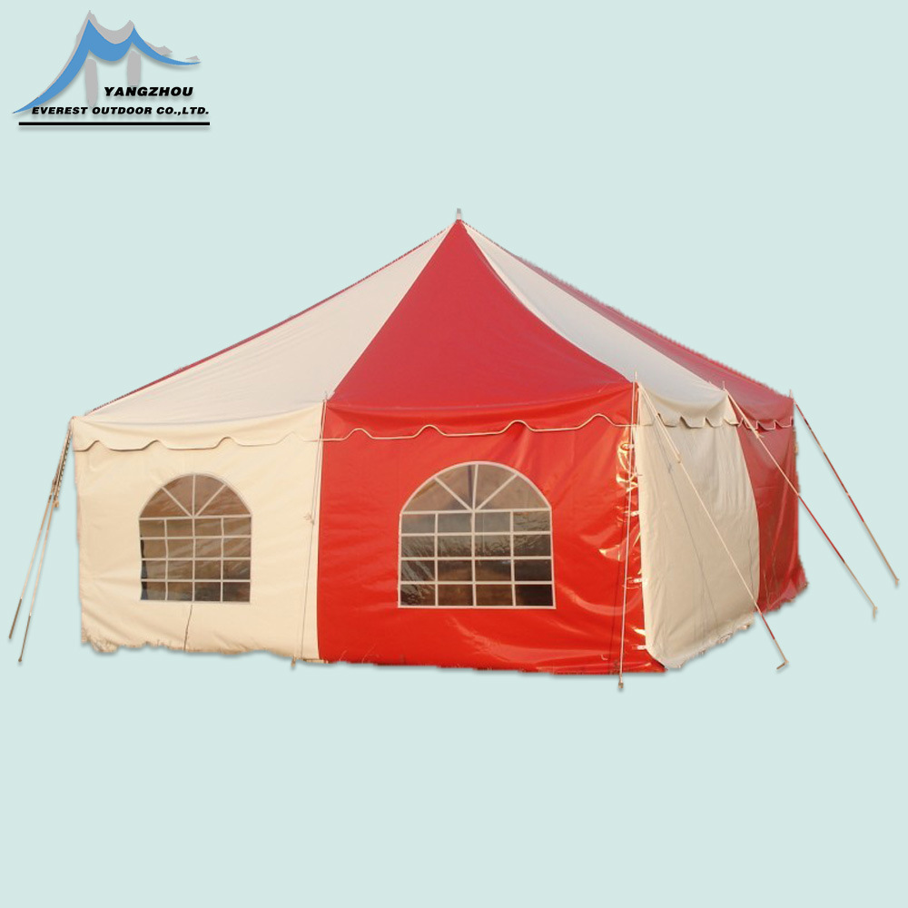 20X20 Pole Tent From China