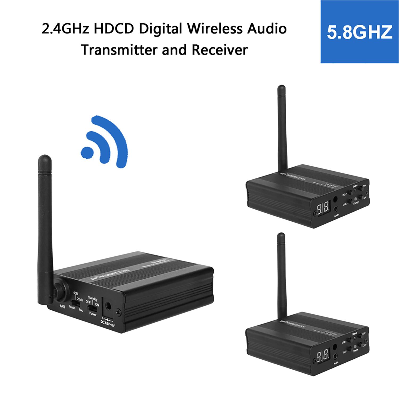 China Wireless 5 8g Audio Sound Transmitter - China 5 8g Audio