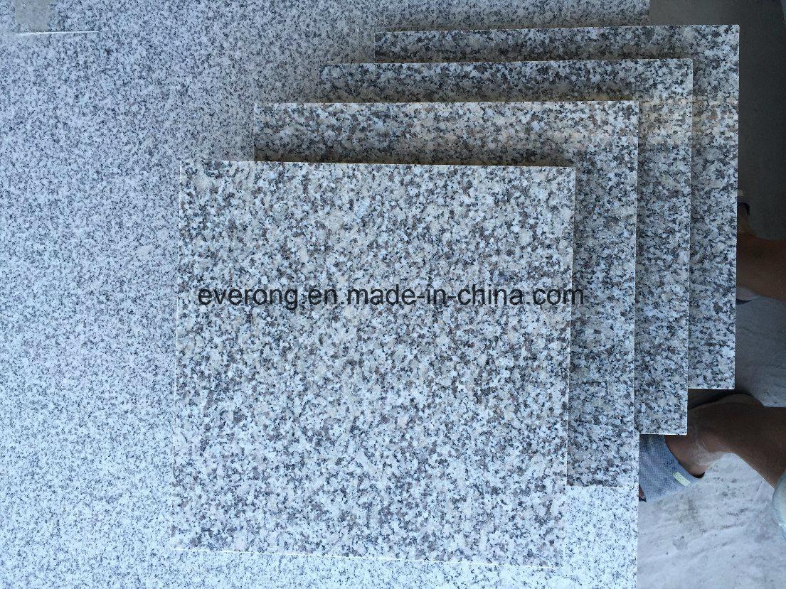 Chinese Cheap New Grey Granite China Rosa Porrino Tile for Paving ...