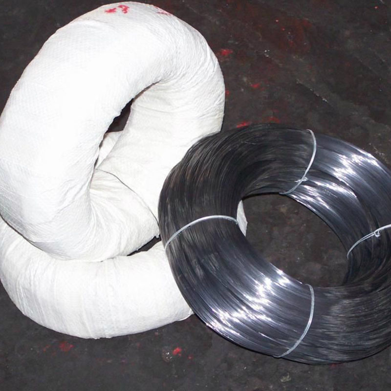 China 10ga X 100lbs Black Annealed Automatic Baling Wire - China ...