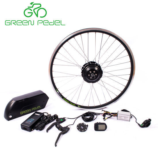 [Hot Item] Greenpedel 350W Electric Bicycle Conversion Kit with Battery  Cheap Price in India