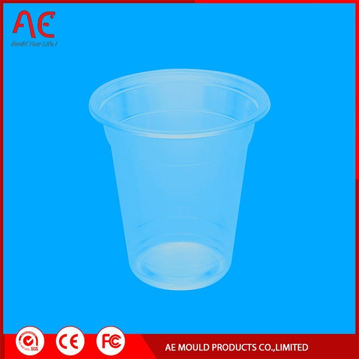 Plastic Transparent Water Cup Injection Mould pictures & photos