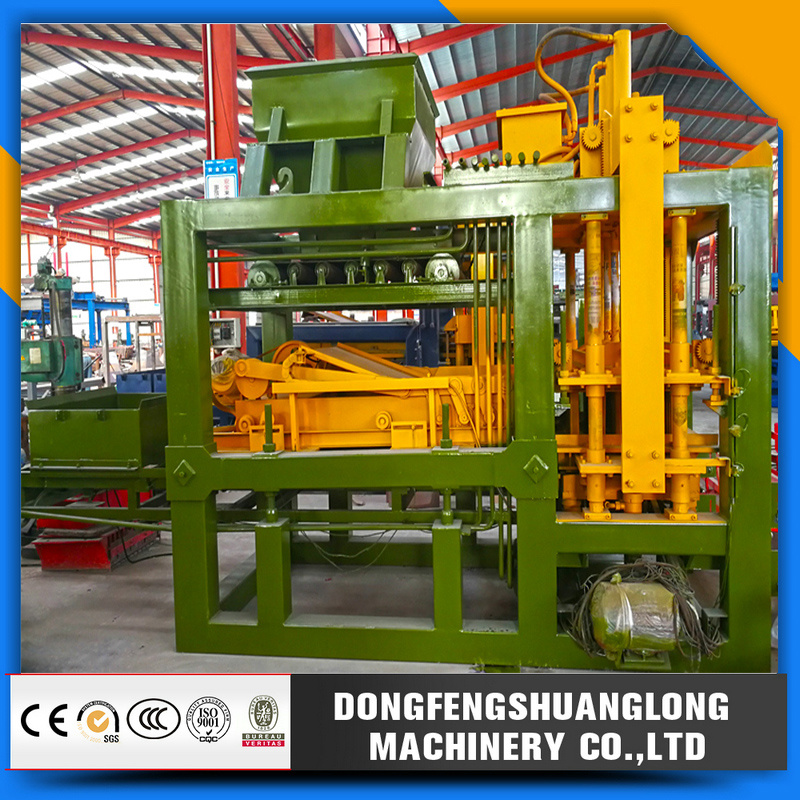 6-15 Automatic Interlocking Brick Machine pictures & photos