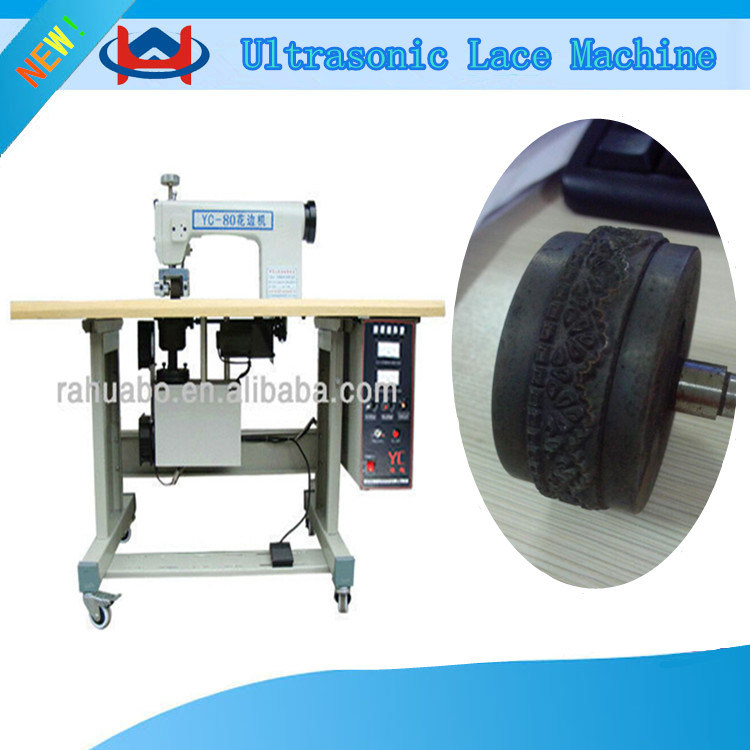 China Popular Multifunctional Ultrasonic Sewing Machine