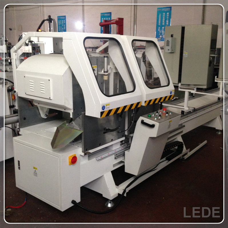 Double Mitre Cutting Machine 45 67.5 90 Degree for Aluminum Window pictures & photos