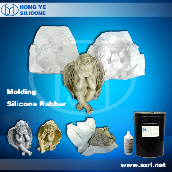 RTV-2 Tin Cured Silicone Rubber pictures & photos
