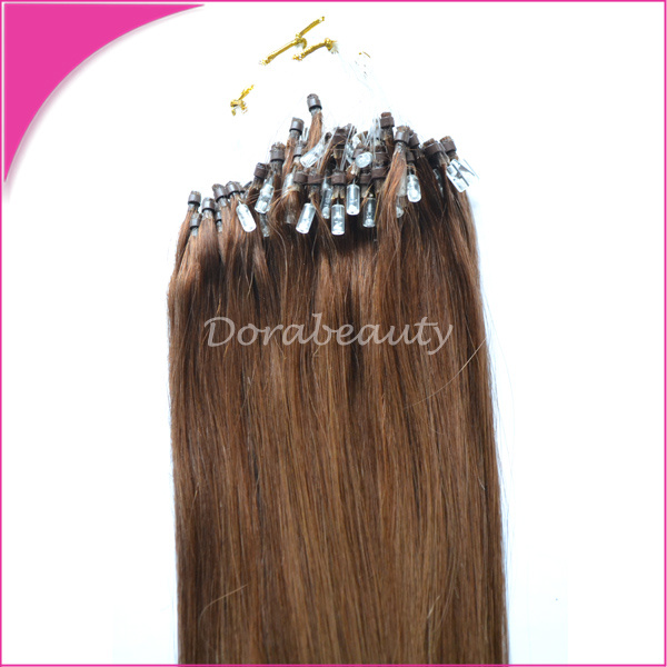 China Factory Price Brazilian Virgin Micro Link Hair Extensions
