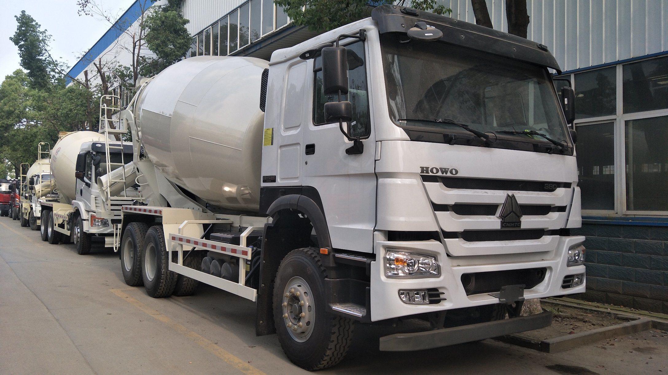 Natural Gas Mixer ~ China howo natural gas cbm mixer cement truck