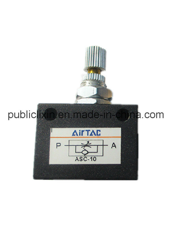 Asc Series Flow Control Valve Airtac Type