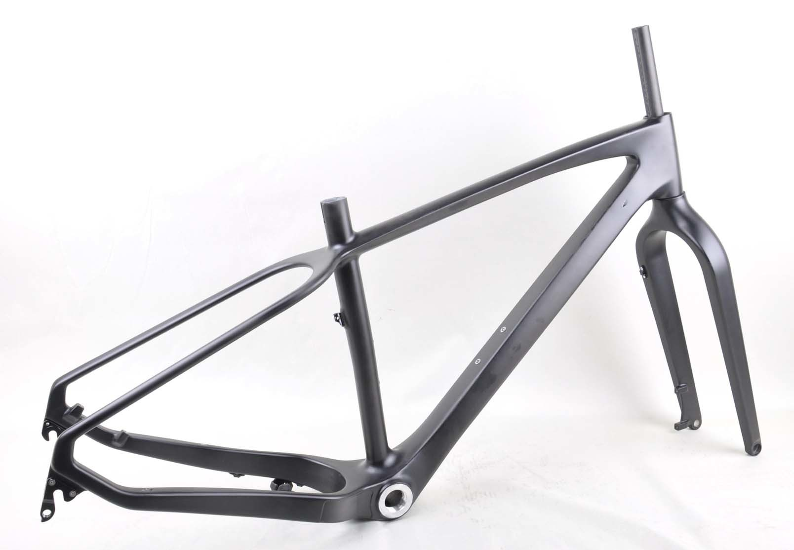 Carbon Bicycle, Fatbike Frame, Fat Bike China, Chinese Carbon Fiber ...