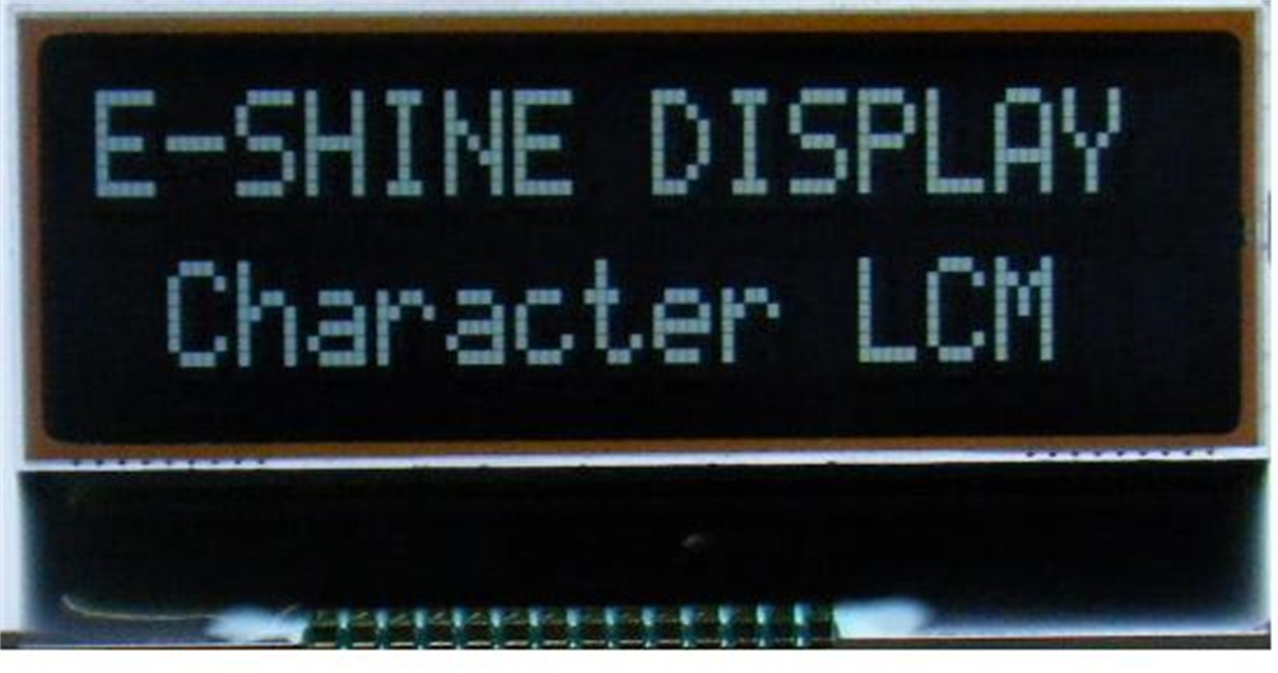 [Hot Item] 2X16 16*2Character LCD Module display with Cog