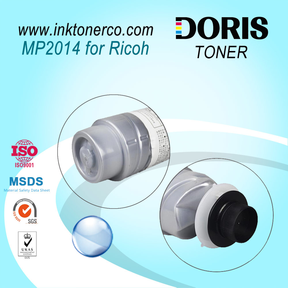 China MP2014 Copier Toner for Ricoh Photocopy Machine Photos
