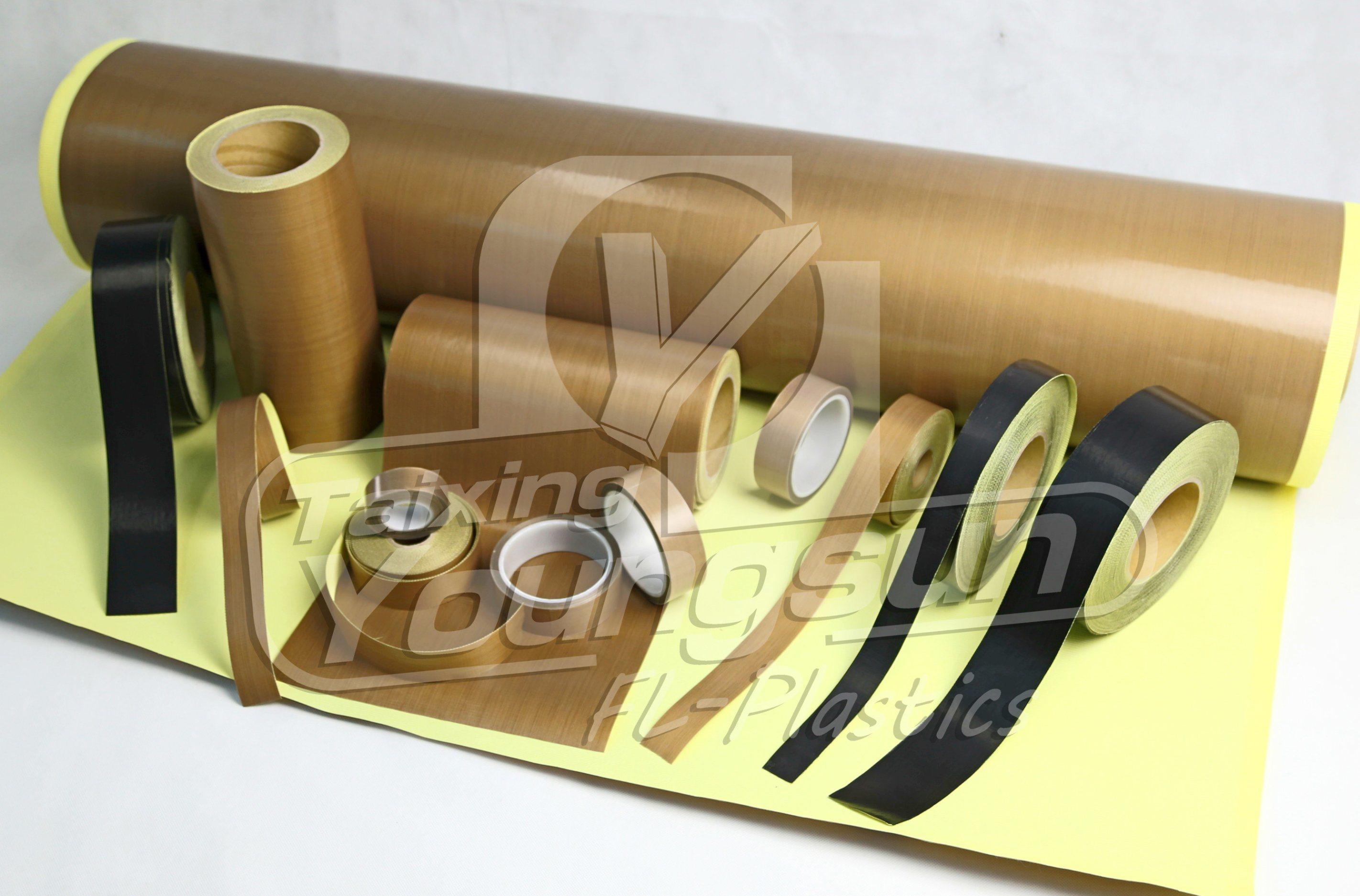 China Fiberflon Anti Static Teflon Coated Fabric Photos