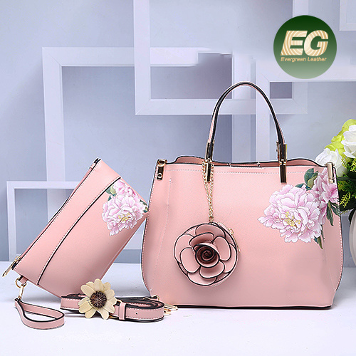 737afa130e Wholesale Prices Handbags China Hand and Bag Designer Fashion Brand Handbag  Ladies Handbags with Flower and Inner Wallet Sh341