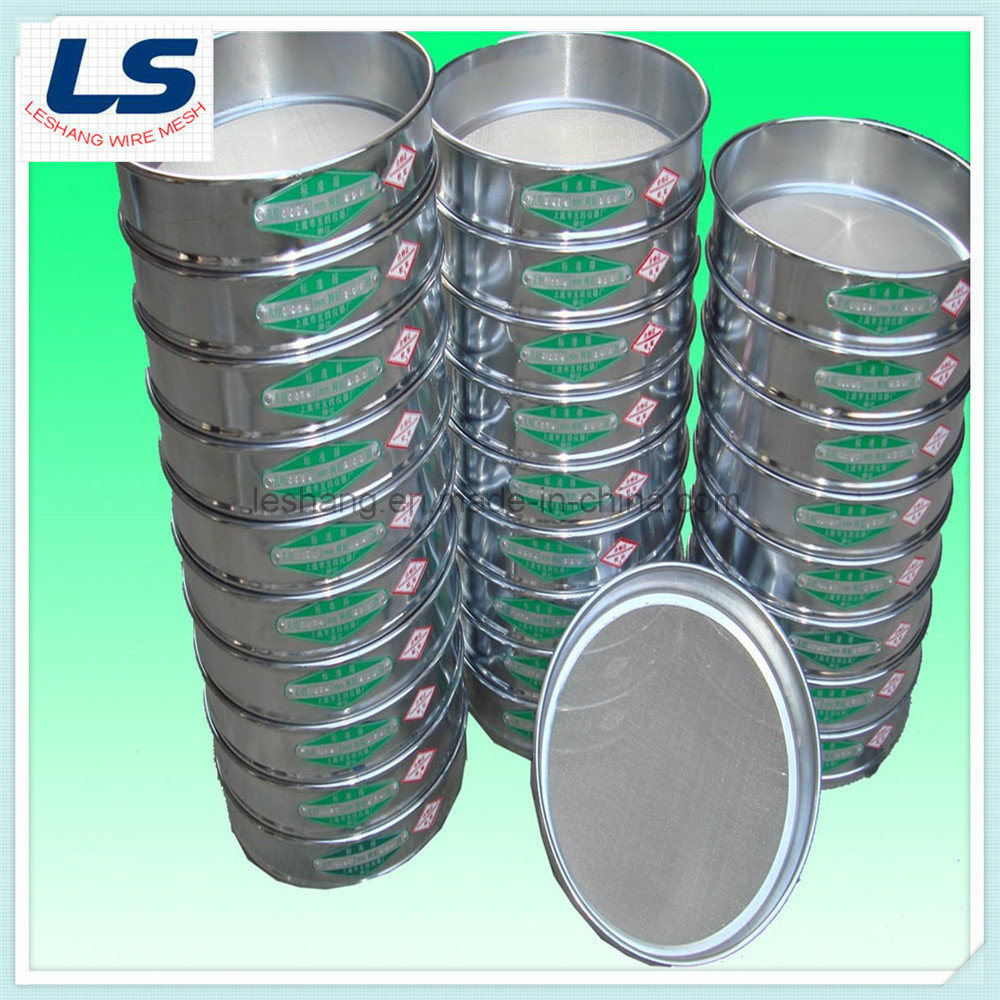 China Stainless Steel Frame Test Sieving Wire Mesh - China Stainless ...