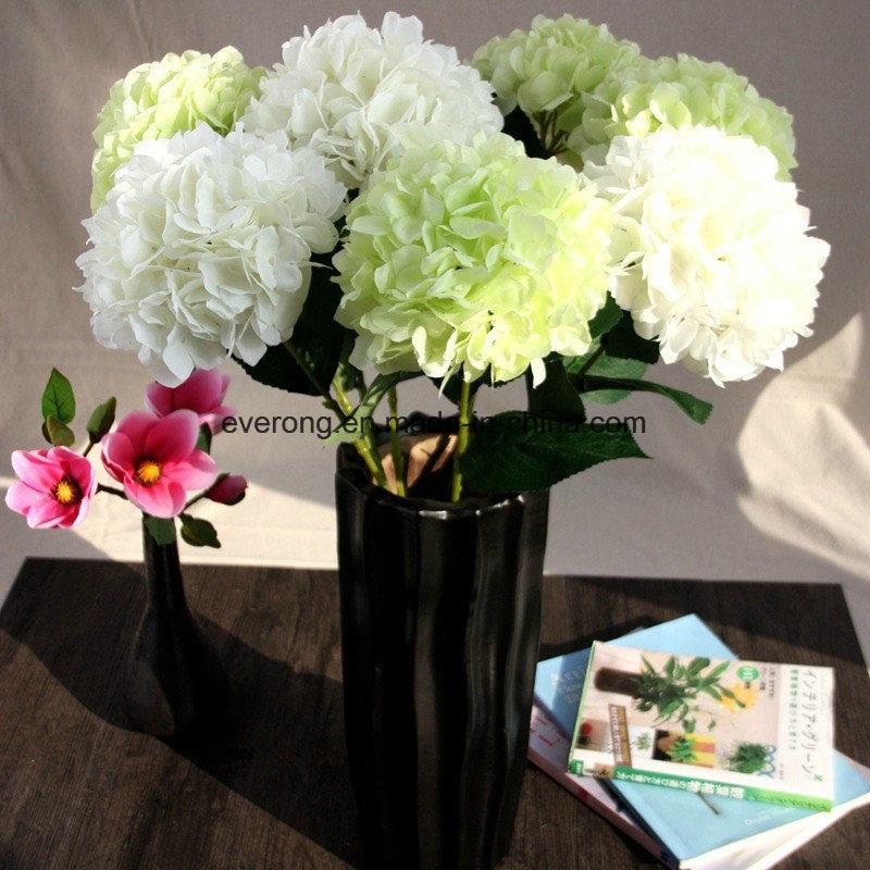 China Canada Wedding Bouquet Wholesale Silk Flower Hydrangea in ...