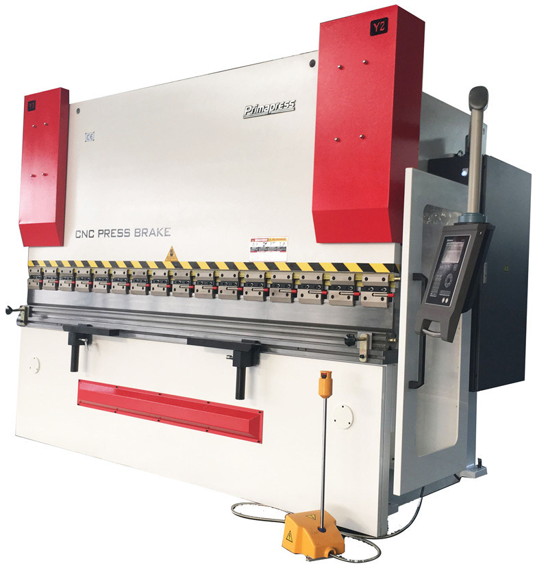 [Hot Item] Prima Stainless Steel Plate CNC Press Brake Machine Price for  Sale