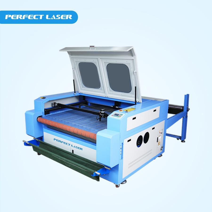 China Fast Speed CNC Fabric Laser Cutting Machine Price with ...