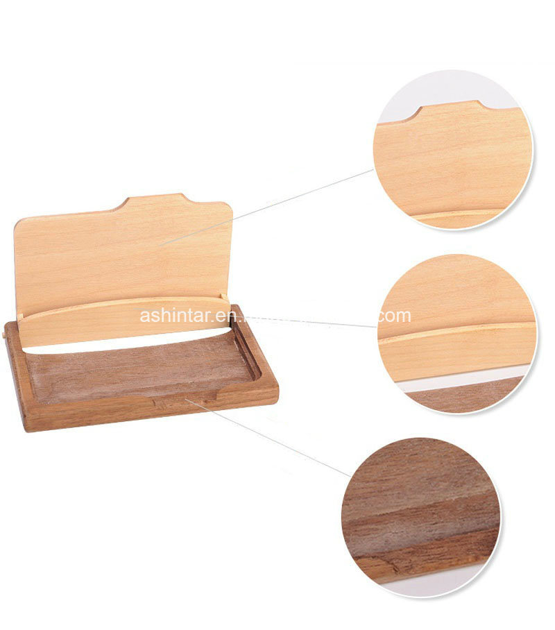 China wooden business name id credit card holder case wood card wooden business name id credit card holder case wood card storage box colourmoves