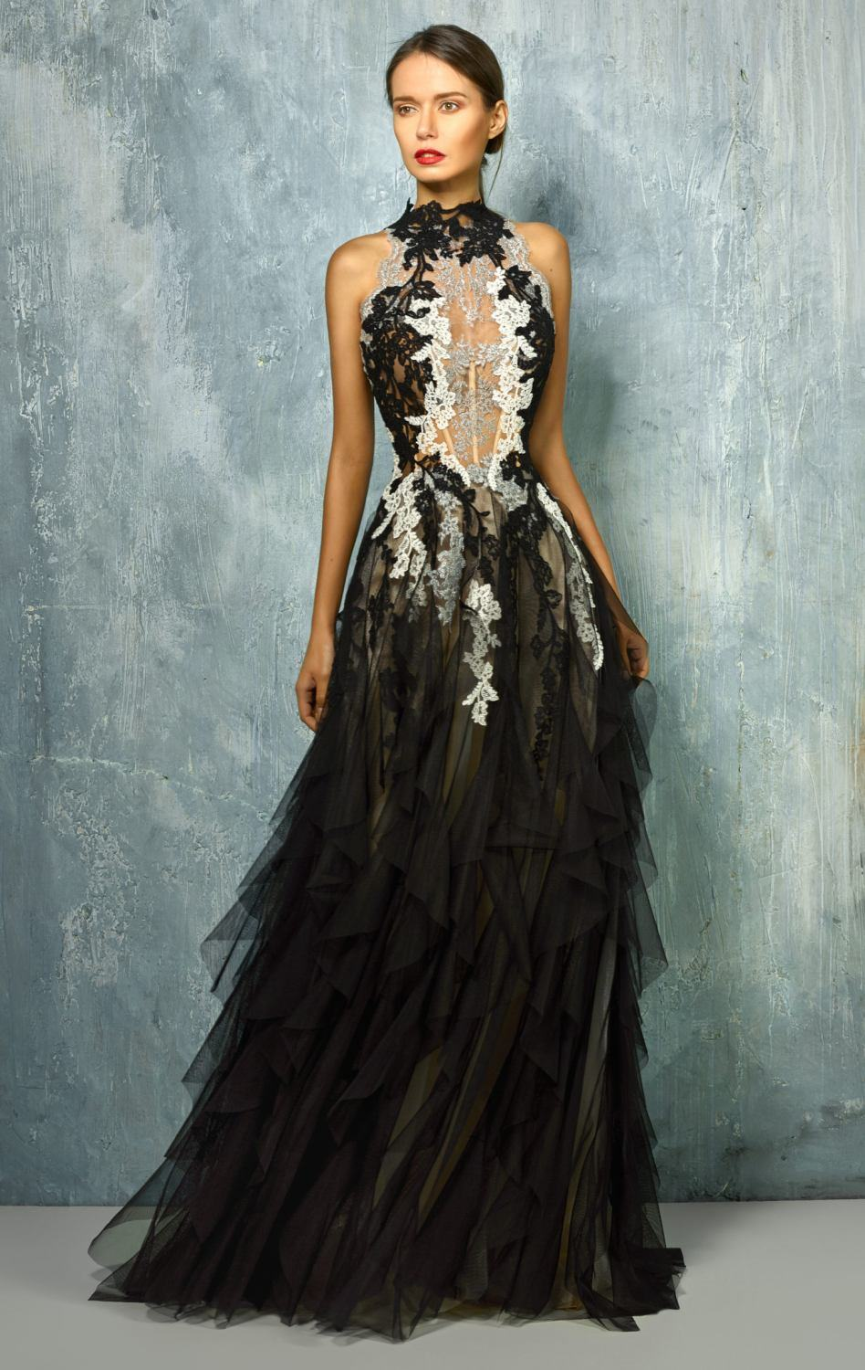 Excellent Black And Silver Party Dresses Images - Wedding Ideas ...