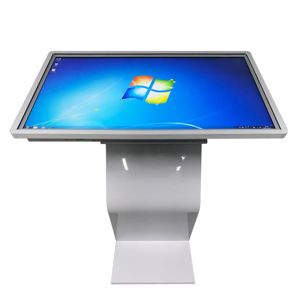 Large Touch Screen >> Hot Item Professional Manufacturer Large Ir Touch Screen Monitor 32 43 55 65 Inch For Commercial Kiosk