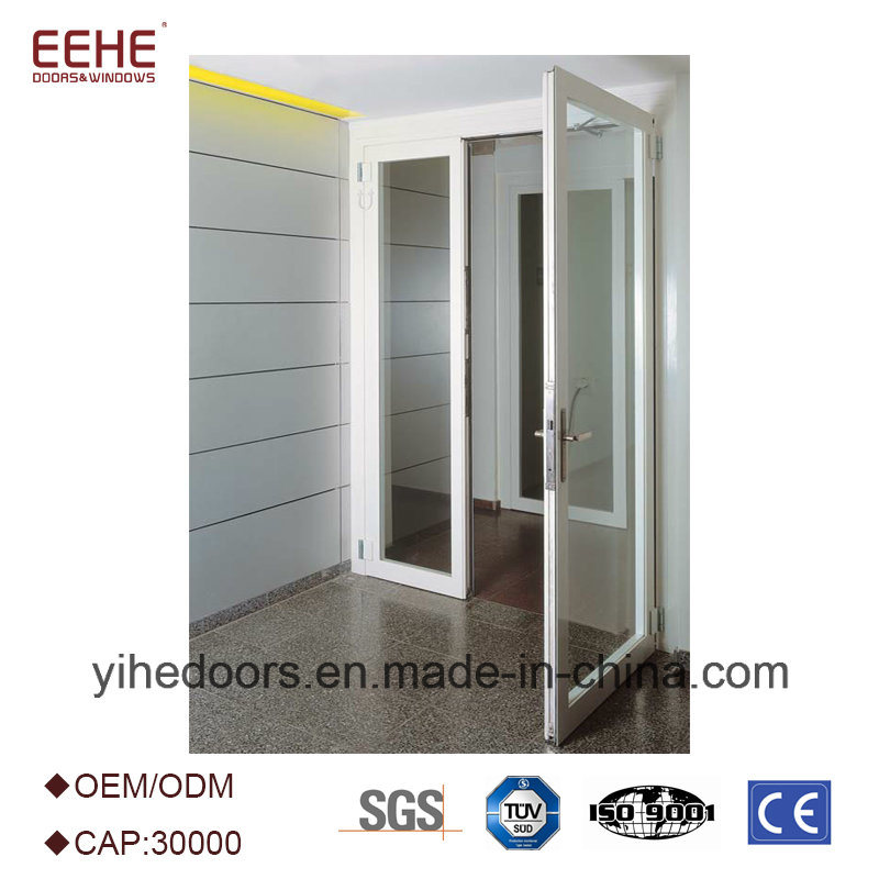 China Aluminium 12mm Toughened Glass Door Design Bedroom Door Photos