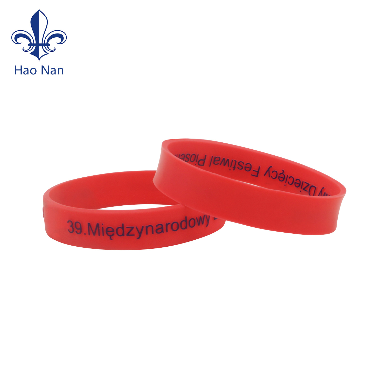 15 Years Experience Factory Machines Make OEM Silicone Wristband pictures & photos