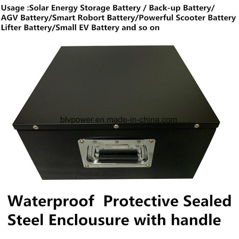 [Hot Item] 12 8V 200ah Lithium/LiFePO4/Solar Battery for Agv Scooter Solar  Generator LiFePO4 Battery 200ah