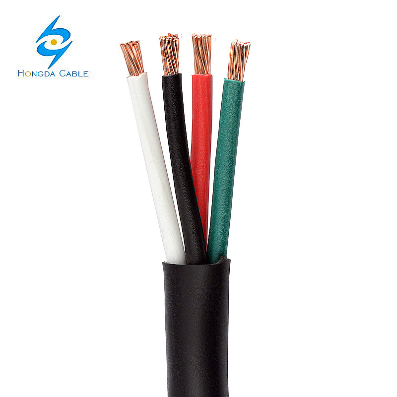 China Mexico Wire 4 X 12 AWG Ground Wire PVC Insulated Copper Power ...