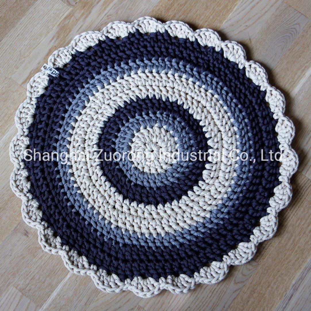 Factory Whole Hand Crochet Carpet