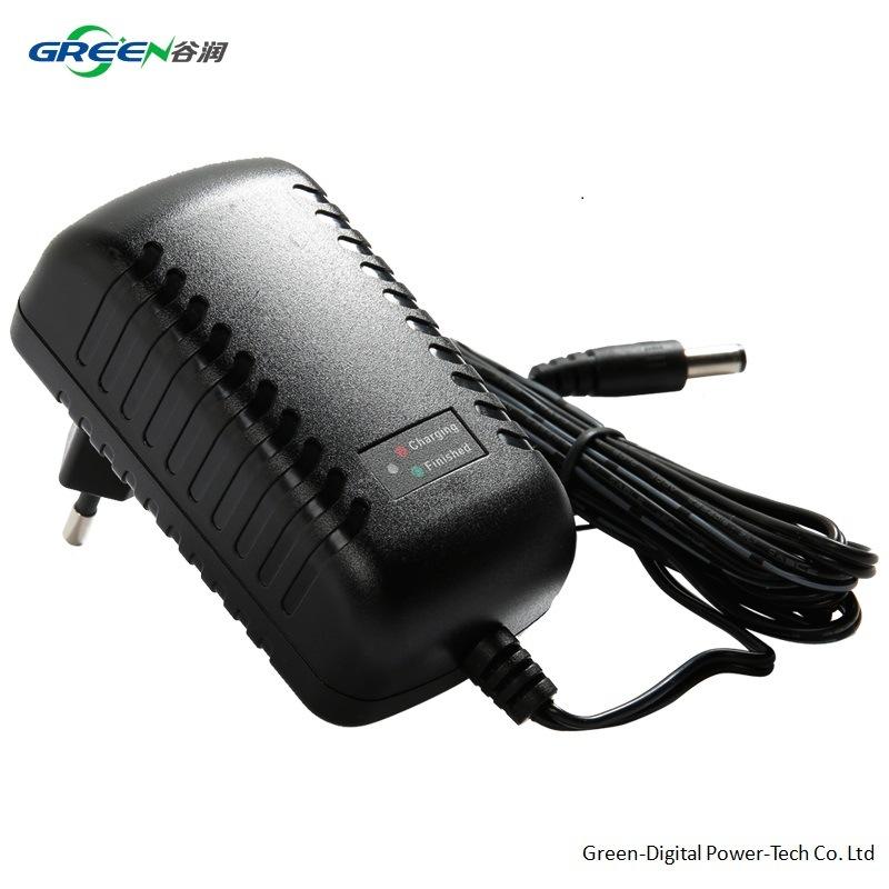 china 8 4v 2a smart li ion li polymer battery charger with short