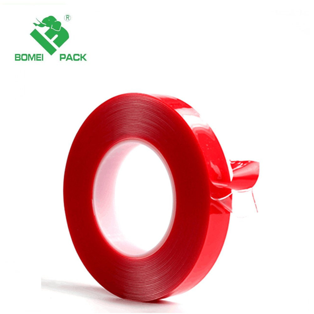 Double Side Tape Strong Heavy Duty Adhesive Sticky 25mm x 50m Banner Tape
