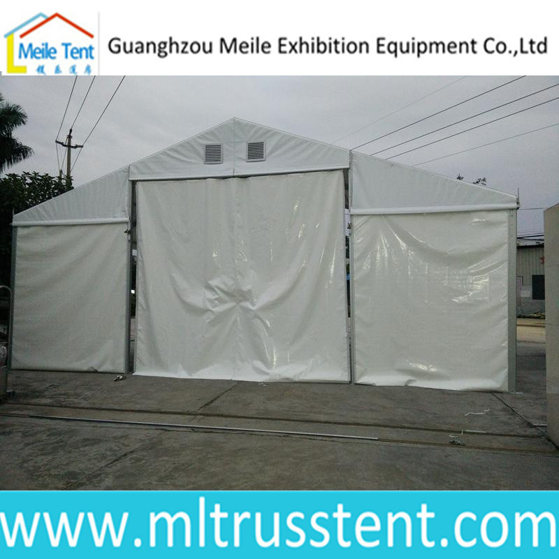 High Quality Aluminum Frame Tent with Ventilation Warehouse Tent pictures & photos
