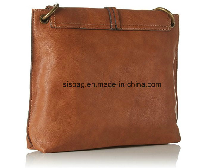 Restoring Classic PU Crossbody Bag Women Fashion Bags pictures & photos