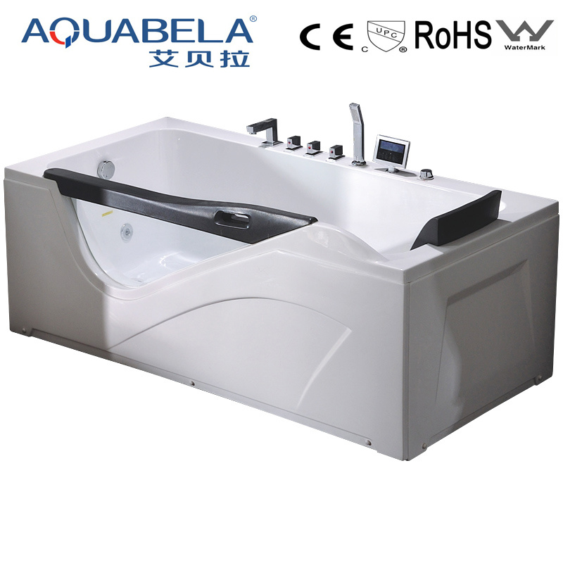 China Bubble Bath Tub SPA Bath with Pillow (JL808) - China Jacuzzi ...