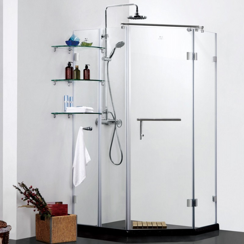 China Hot Sale Free Standing Glass Shower Enclosure (SR9C002) Photos ...