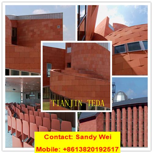 Bridge Facade Door Window Steel Plate 355jowp Corten A/B/SPA H/