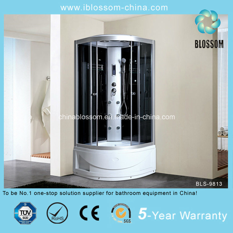China Luxury Functional Massage Steam Shower Room (BLS-9813)