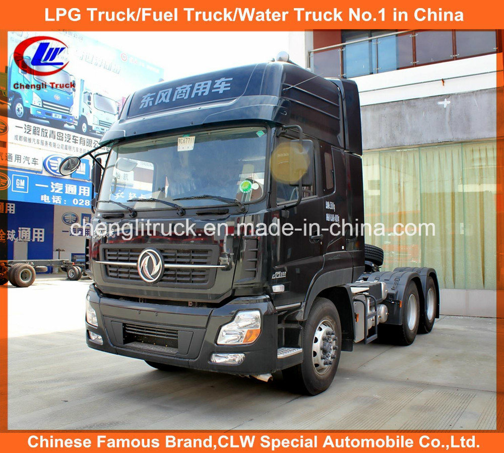 Dongfeng 6X4 350HP Tractor Head, Heavy Tractor Truck