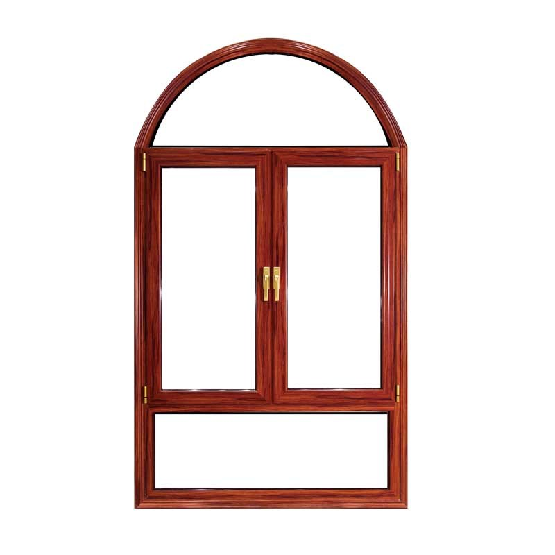 Hot Item Reliable Feelingtop Aluminium Wooden Window Door Models