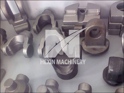 Close Die Forging Parts High Quality