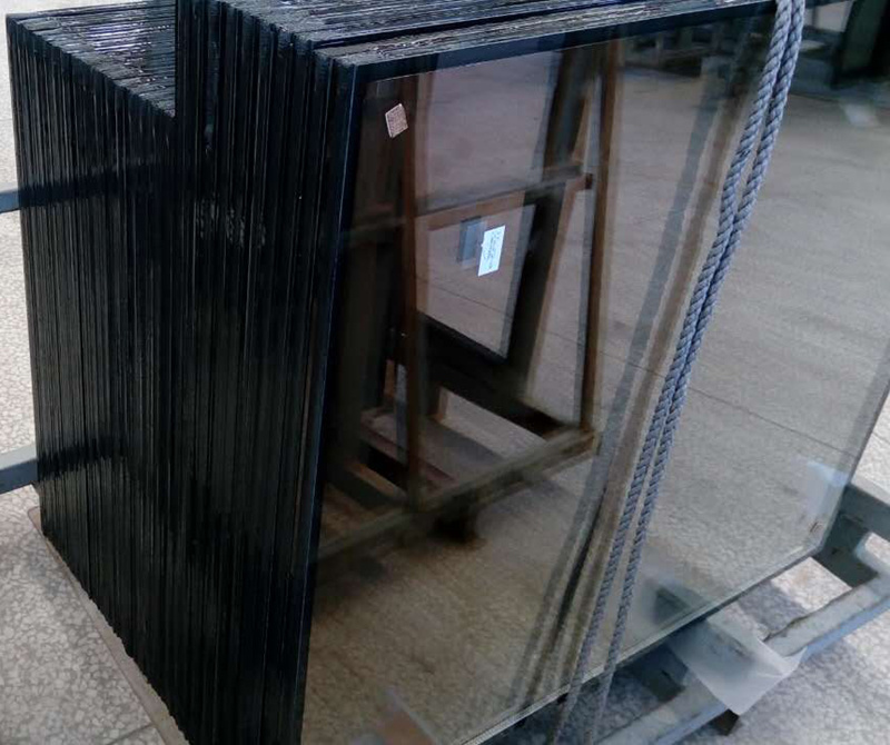 Coated Reflective Tempered Toughened Low-E Laminated Glass Bulding Material