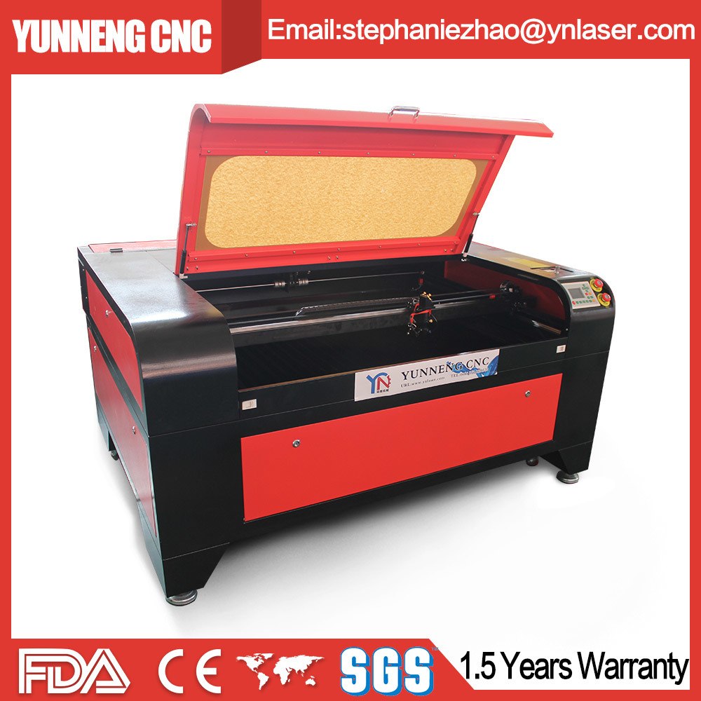 Mini 60W CO2 Wood 3mm Acrylic Paper Cutting Laser with Ce/FDA