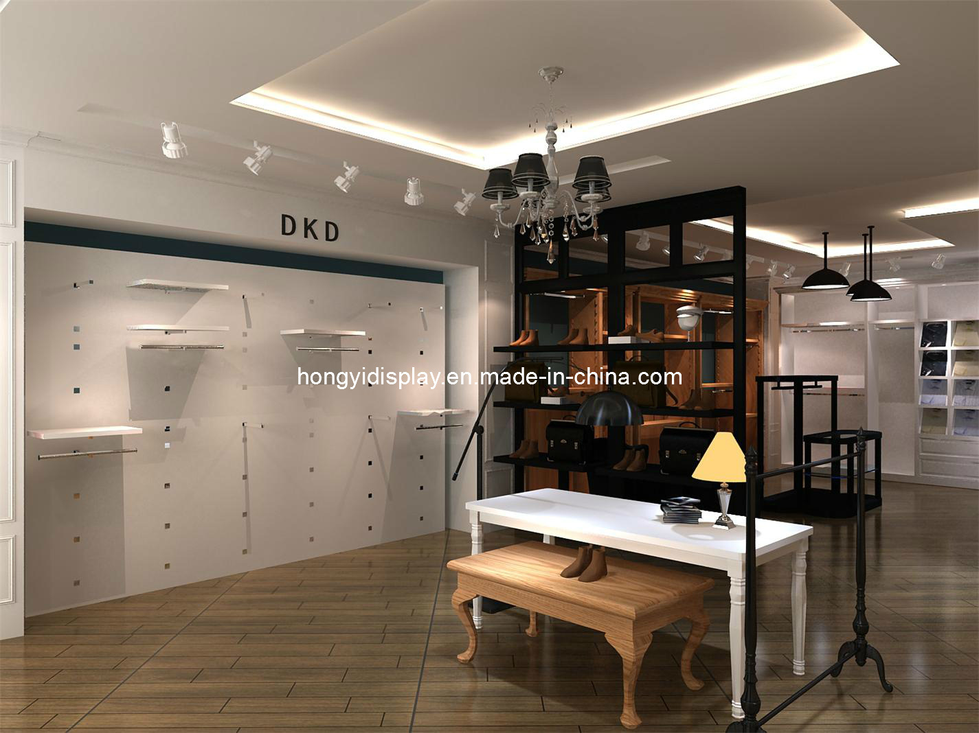china men garment shopfitting men clothes shop decoration. Black Bedroom Furniture Sets. Home Design Ideas